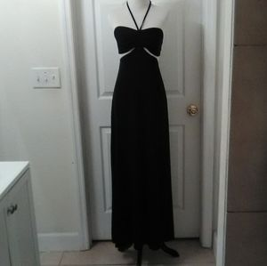 Black Moda International Dress